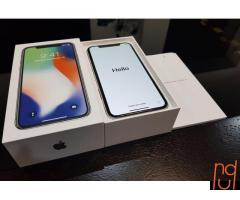 New Apple Iphone X 256GB blanco original