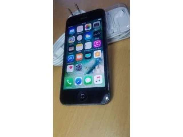 ganga vendo iphone 5 de 16gb