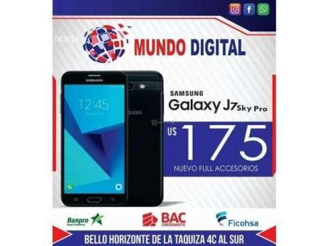 Samsung Galaxy Sky Pro Nuevo