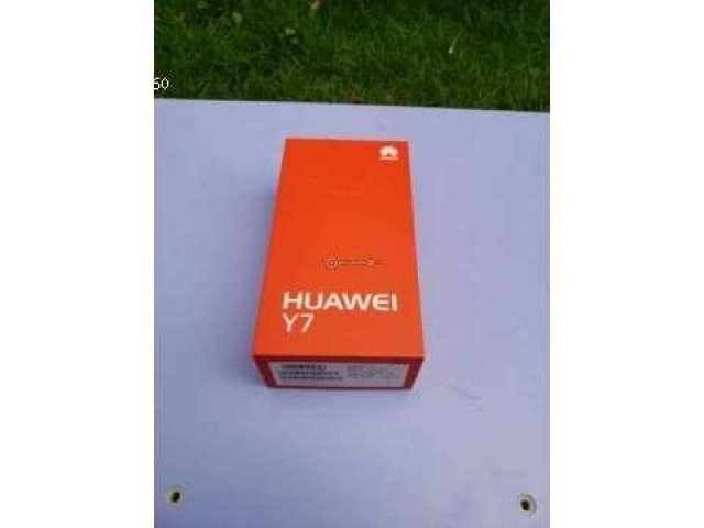 HUAWEI Y7 4G LTE , SELLADO EN CAJA EN REMATE PARA YA