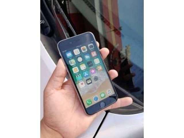 IPHONE 6 DE 32GB SEMI NUEVO LIBRE DE TODO EN GANGA