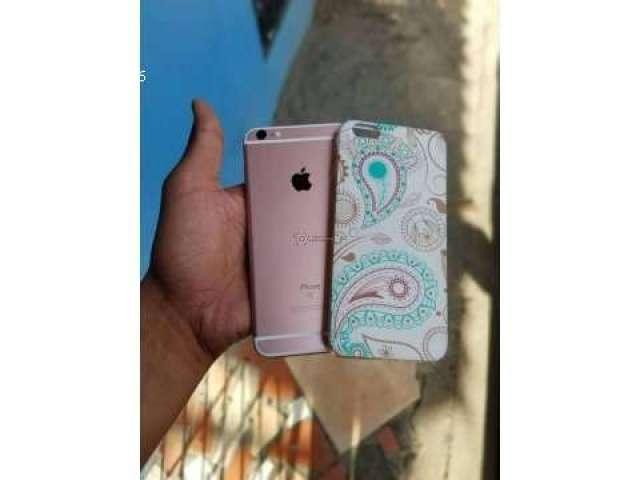 iPhone 6S Plus 16GB Rose Gold $300