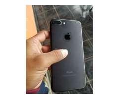 Iphone 7 Plus con detalle
