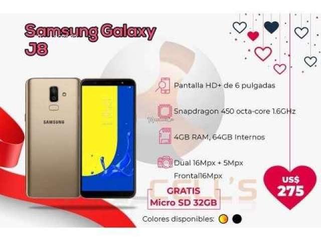 Samsung Galaxy J8 64GB ( $275)