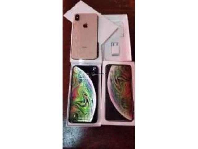 Iphone XS  y máx XS