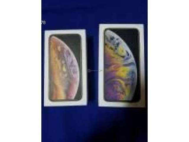 Iphone XS máx y XS