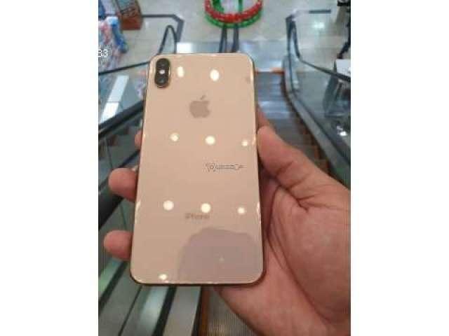 IPHONE XS MAX 512G GOLD PRÁCTICAMENTE NUEVO
