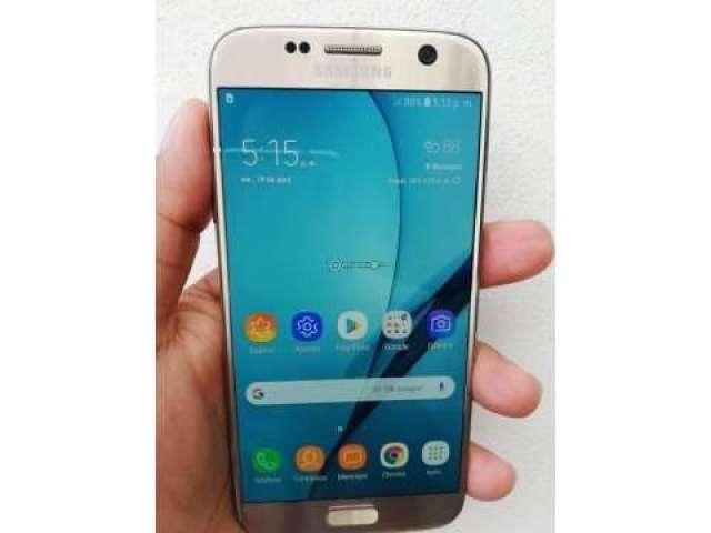 Samsung S7 libre de red..