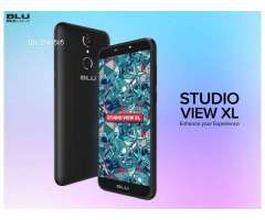 BLU STUDIO VIEW XL, Con Sensor de Huella!!
