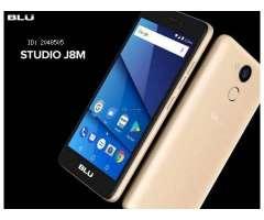 BLU Studio J8M, 2GB de RAM y Sensor de Huella!!