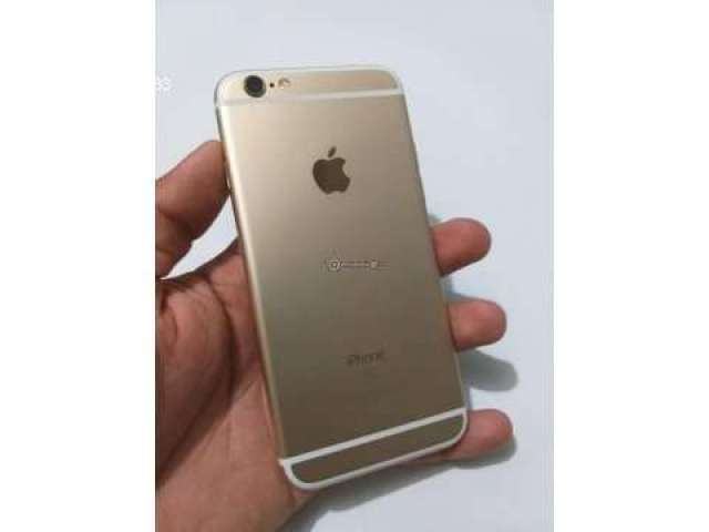 IPHONE 6S GOLD IMPECABLE
