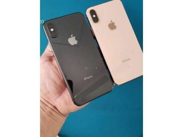 IPHONE XS GREY6 64G , GOLD 256G COMO NUEVOS