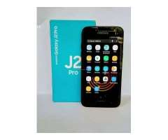 Celular Samsung J2 Pro SEMINUEVO