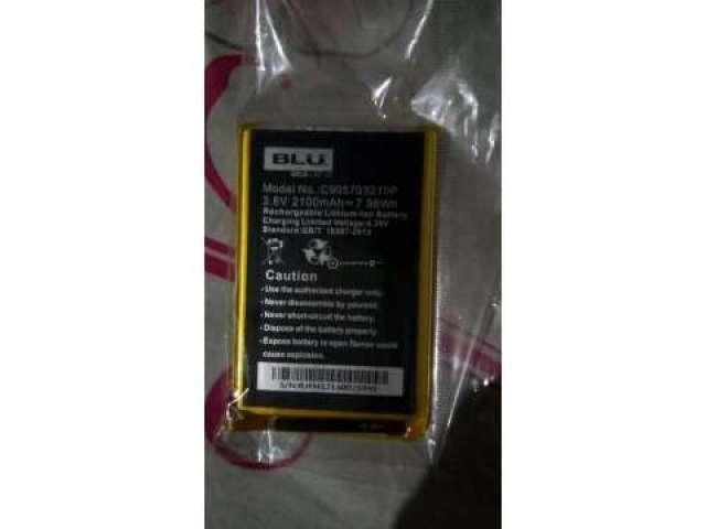 Batería Blu de Flex U$20