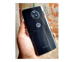 Motorola X4 Android one 10/10 impecable