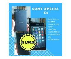 SONY XPEIRA C3