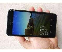 Vendo lumia 640 XL bloqueado de red