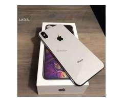 Iphone XS Max Blanco 256 Gb