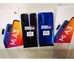 Vendo Xiaomi Mi A3 Nuevo (4Gb RAM 64Gb ROM