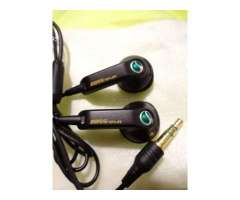 Audífonos Sony (Cable corto) Bass Reflex.