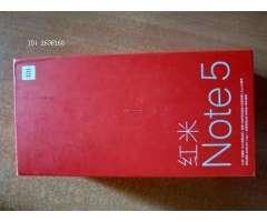 Se vende Xioami Redmi Note 5 Pro estado: 10 de 10 como nuevo