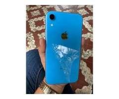Iphone XR de 256GB libre de fabrica y de icloud