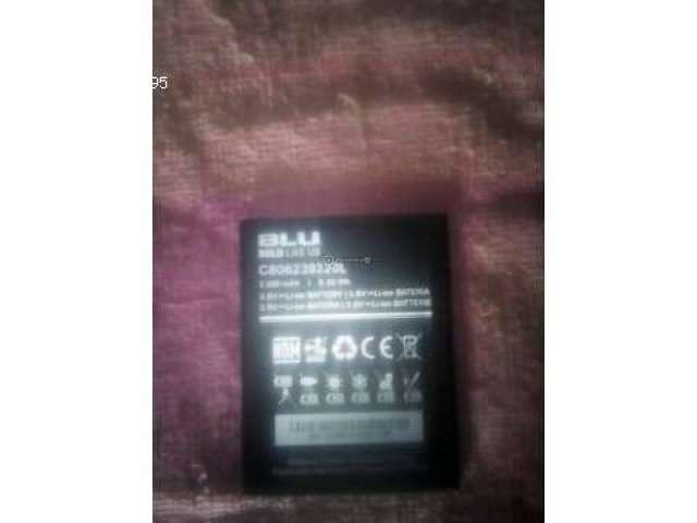 Batería para telefono blu
