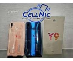 Vendo Huawei Y9 2019 Dual Sim Nuevo