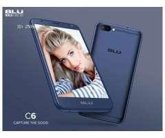 BLU C6, 16GB ALMACENAMIENTO!