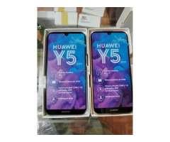Huawei y5 2019 de 32 gb 2 meses de garantia